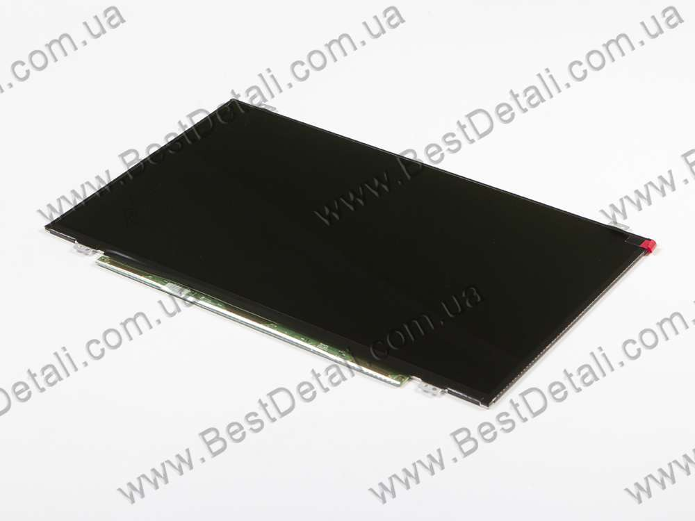 "LCD матрица для ноутбука 14.0"" AUO B140XW03 V.0 (1366*768, LED, SLIM, 40pin, (ушки сверху\снизу), глянцевая, разъем справа внизу)"