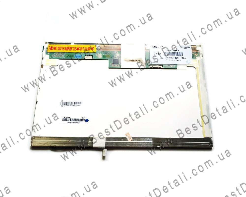 "LCD матрица для ноутбука 13.3"" SAMSUNG LTN133AT01 (1280*800, 1CCFL, NORMAL, 30pin, матовая, разъем справа вверху)"