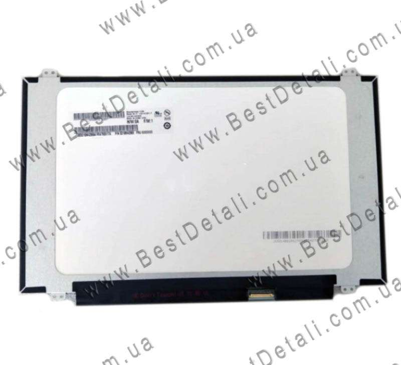 "LCD матрица для ноутбука 13.3"" CHI MEI N133HSE-EA3 (1920*1080, LED, SLIM, 30pin(eDP), матовая, разъем справа внизу) IPS"