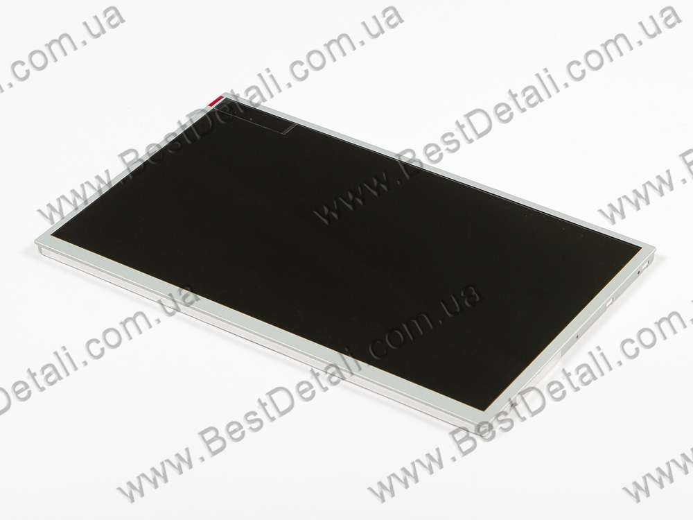 "LCD матрица для ноутбука 10.2"" CHUNGHWA CLAA102NA0DCW (1024*600, LED, NORMAL, 30pin, матовая, разъем справа внизу)"
