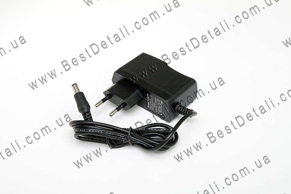 Блок питания для планшета 5V, 2A, 10W, 2.5мм, black