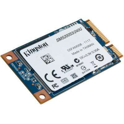 Накопитель SSD mSATA 240GB Kingston